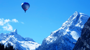 Paragliding Chamonix Parapente Hot Air Balloon Helicopter Flights
